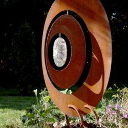 Садовая скульптура «Wind eye»